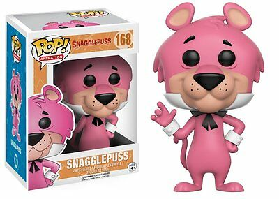 Snagglepuss Hanna Barbera Pop! Animation Vinyl Figure Funko New Vaulted