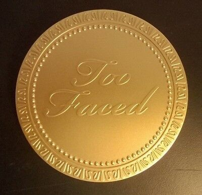 Too Faced Chocolate Soleil Matte Bronzer. Large 10g, 0.35Oz size.