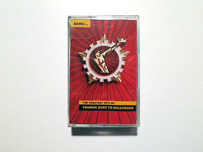 MC Kassette Frankie Goes To Hollywood Greatest Hits BANG! Audio Tape Cassette