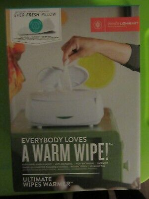 prince lionheart ultimate  wipes warmer brand new never been opened