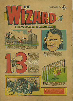 Wizard Comic No. 6 March 21 1970