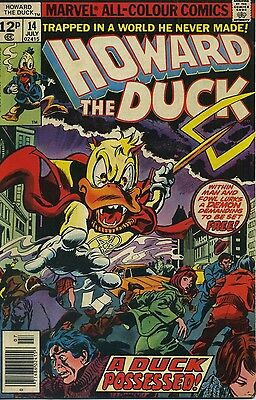 Howard the Duck Comic 14 July 02415