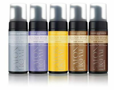 Charles Worthington Tinted Colour Revive Mousse 150ml *BUY 2 & SAVE*