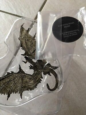 D&D Tyranny of Dragons 30/45 Black Shadow Dragon Dungeons and Dragons Miniatures