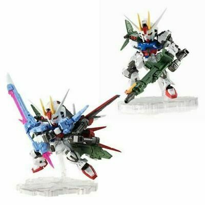 Gundam Seed Perfect Strike Gundam NXEDGE Style Action Figure