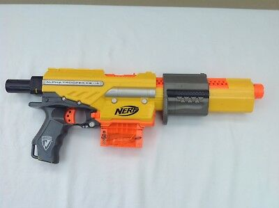 Nerf  N  Strike Elite  Alpha Trooper  Cs- 18  Toy Gun