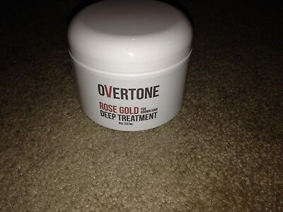 Overtone Rose Gold For Brown Hair 8oz