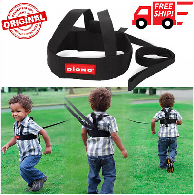 Safety Toddler Harness Backpack Adjustable Strap Walking Leash Keeper Kids Child