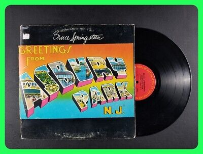 Sealed bruce springsteen greetings from asbury park nj lp orig bruce springsteen greetings from asbury park nj lp m4hsunfo