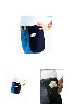 money pouch fame black Waiter Waitress Fits Small Tablet