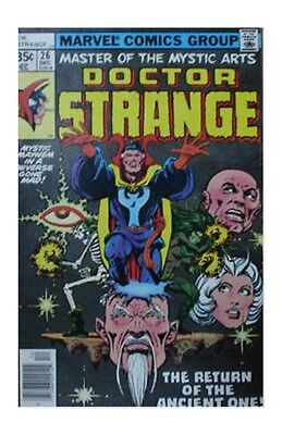 Doctor Strange #26 (Dec 1977, Marvel)