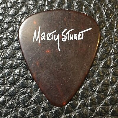 Guitar Pick - Marty Stuart - Real  Tour Pick