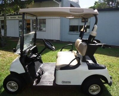 GOLF BUGGY / CART - 2014 E-Z-GO RXV - 48 Volt Electric - Very Good Condition