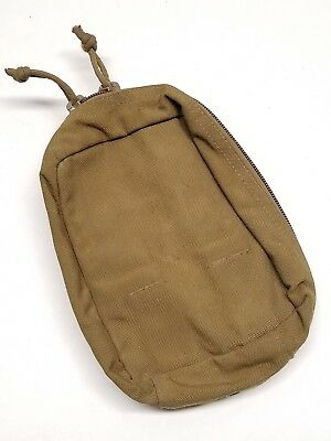 Eagle Industries SOF Medical Pouch Coyote Brown FSBE IFAK MOLLE Used