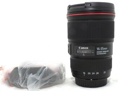 CANON EF 16-35mm F4 L IS Lens in BRAND NEW (Boxed) CONDITION