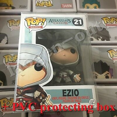 Funko Pop! Assassin's Creed 2 Vinyl Figure New With Box EZIO