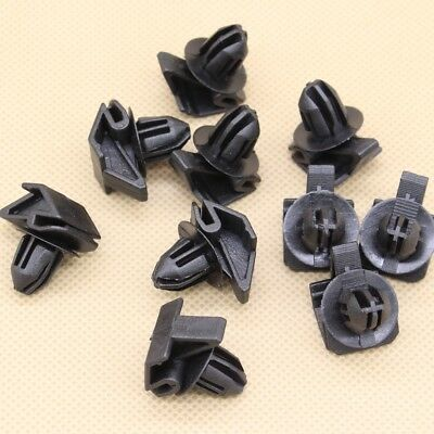 10 Pcs For Ford Fender Corner and Rocker Moulding Clips W790225S900