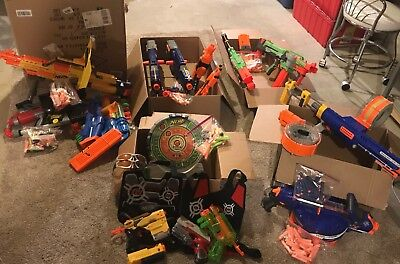 Nerf Guns and Accessories Blind Lot Grab Bag