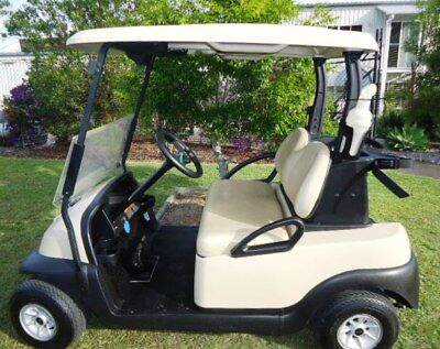 GOLF BUGGY / CART 2014 CLUB CAR-Precedent - Excellent Cond - Near New Batteries
