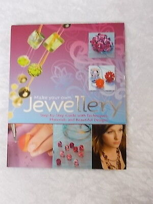 Make Your Own Jewellery - Beginners Beading Book  (CB21)