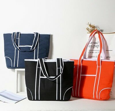 Extra Large Insulated Tote Thermal Supermarket Shoulder Shopping/Cooler Bag