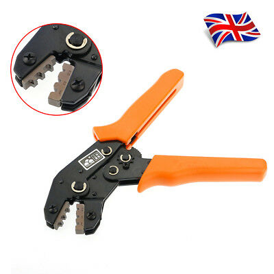 SN-28B Pin Crimping Tool 0.1-1.0mm² Cables Pliers Steel Cutter Terminals Tool UK