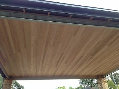Lining Boards. Yes Solid Hardwood. Easy To Install