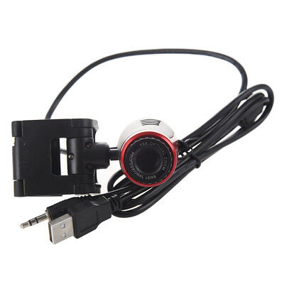 USB 2.0 C-On Webcam Camera 5 Megapixels with Microphone MIC for SKYPE HD ME