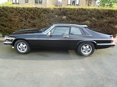 Classic 1985 Guy Salmon Jubilee Jaguar XJS V12 5.3. One of only 350 made.