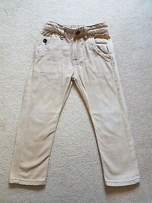 witchery boys pants trousers  size 4 like new