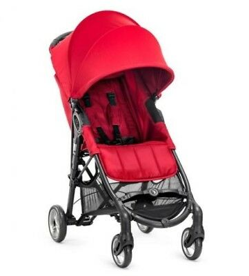 Baby Jogger CITY MINI ZIP STROLLER/BUGGY/PUSHCHAIR (red)