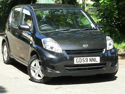2009 (59) Daihatsu Sirion 1.3 AUTOMATIC SE**1 OWNER**FSH**ONLY 20,000 MILES**
