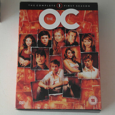 DVD The O.C. - Series 1 - Complete (DVD, 2004, 7-Disc Set, Box Set)