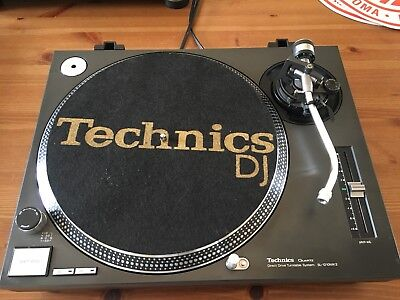Technics SL-1210MK2 Turntable, JUST SERVICED, 1 YEAR WARRANTY