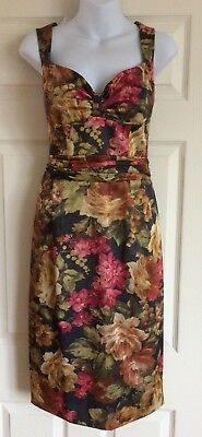 Ispirato dress - Size 12 - Floral