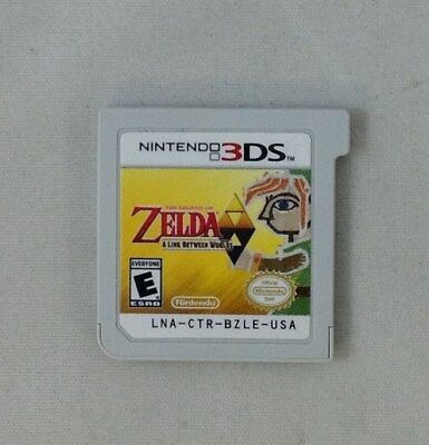The Legend of Zelda: A Link Between Worlds (3DS, 2013) (Game Only) (5311-US48)