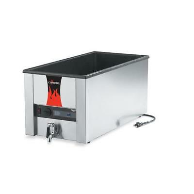 Vollrath - 72051 - Cayenne® 4/3 Size Rethermalizer With Drain