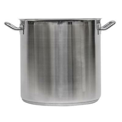 Vollrath - 3504 - Optio™ 18 Qt Stainless Steel Stock Pot With Cover