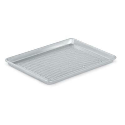 Vollrath - 5303P - Wear-Ever® Perforated Half Size Sheet Pan - 18 Ga