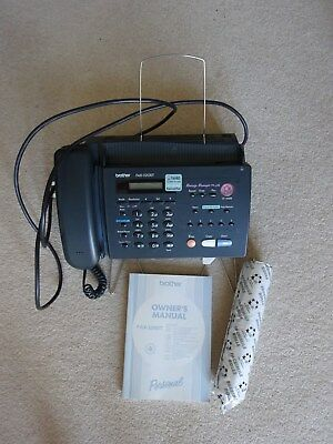 Brother Phone FAX-520DT