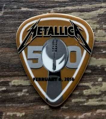 """Metallica   """"Too Heavy For Halftime"""" Pick  [The Night Before]"""
