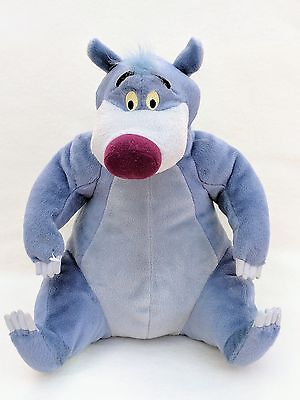 Disney Baloo Bear Jungle Book Talking And Singing Plush Soft Toy Cuddly Teddy