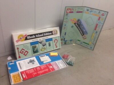 Monopoly Rhode Island Edition Usaopoly Only One On Ebay