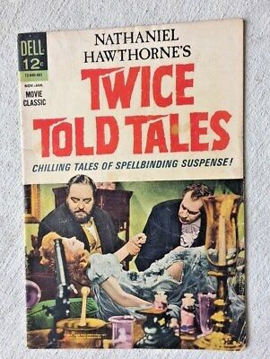 Twice Told Tales (Movie Classics) #401 1964