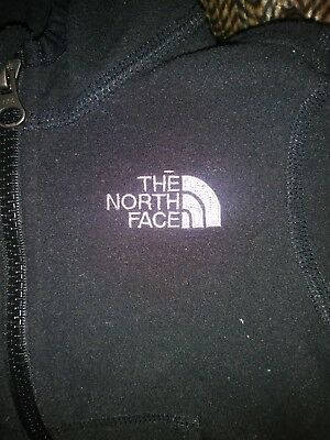Infant Baby Boy THE NORTH FACE Fleece Full Zip Hoodie Jacket 6-12M month