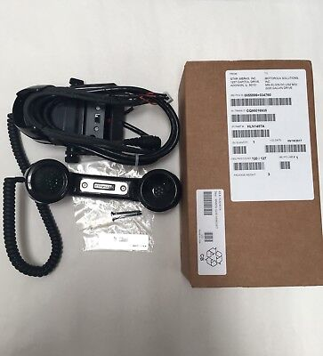 Motorola HLN1457A Handset/Hangup Cup For APX,XTL