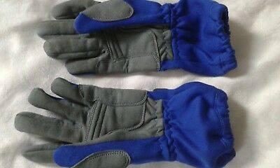 Competition driving gloves. Motorsport Aceline. Protective. Heat resistant