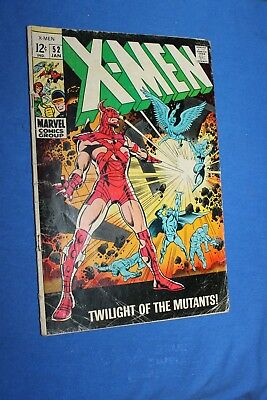 Uncanny X-men #52 VG Combined Shipping! and discounts! (see lot)
