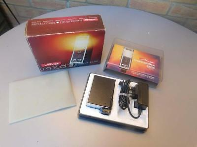 Metz Mecablitz 213 Telecomputer Vintage Flash with Charger, boxed