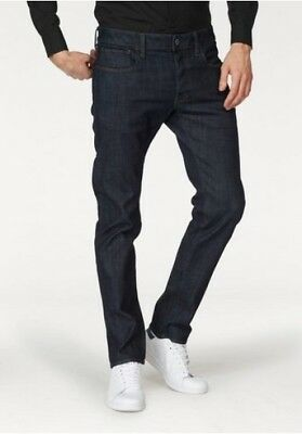 G-Star Raw 3301 Deconstructed Slim Jeans, Rinsed, W30 L32